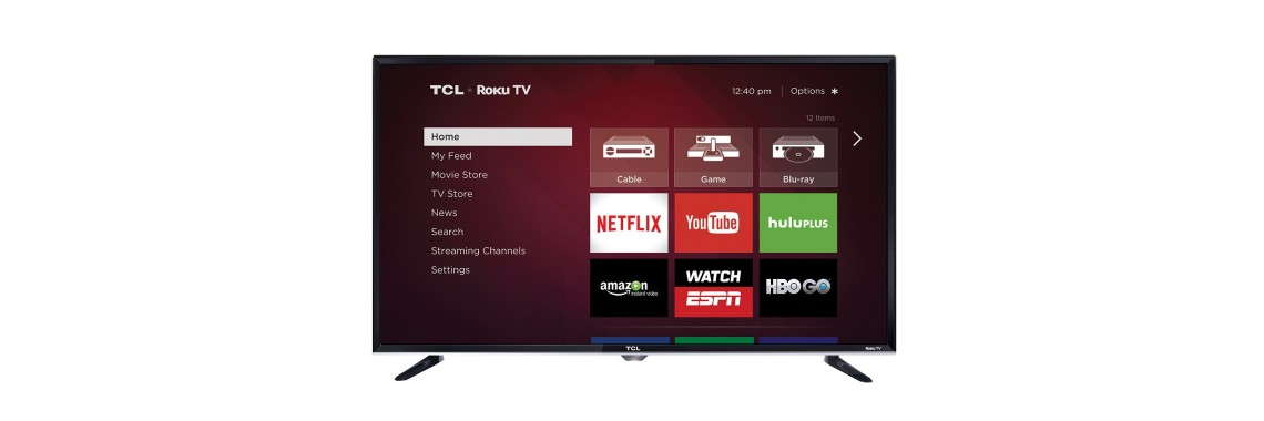 TCL 40 Inch Smart TV